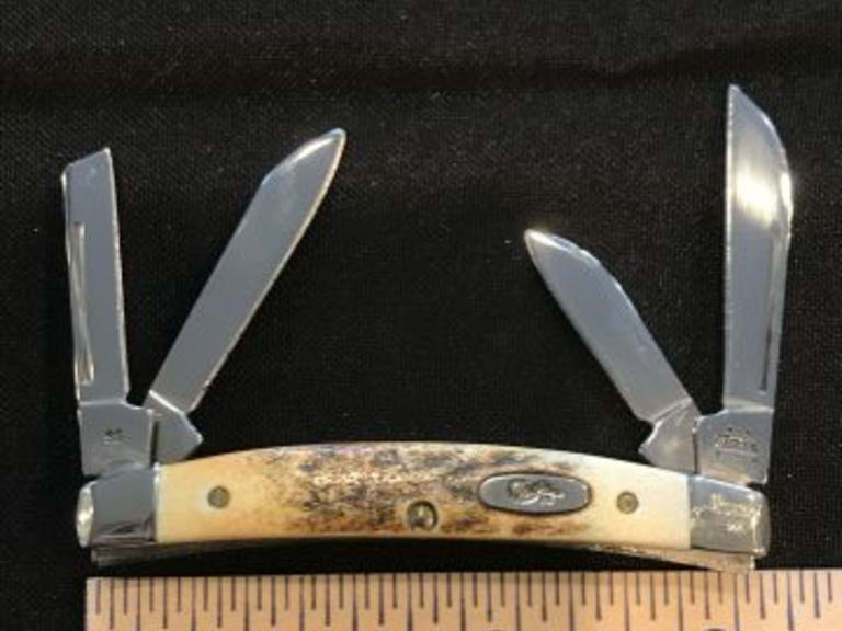 CASE 5468SS STAG CONGRESS KNIFE