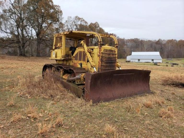 CAT D8H Dozer CAT 6 Cyl. Turbo Diesel