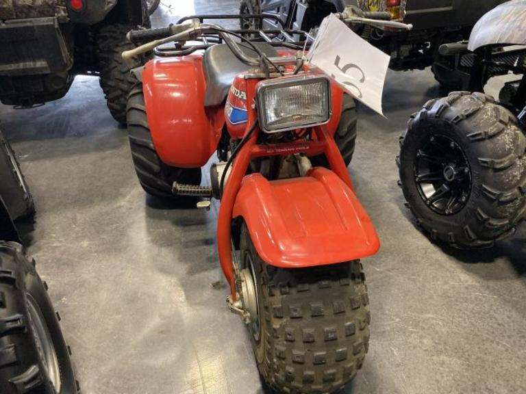 1982 Honda 200S 3 Wheeler- Sharp *BILL OF SALE