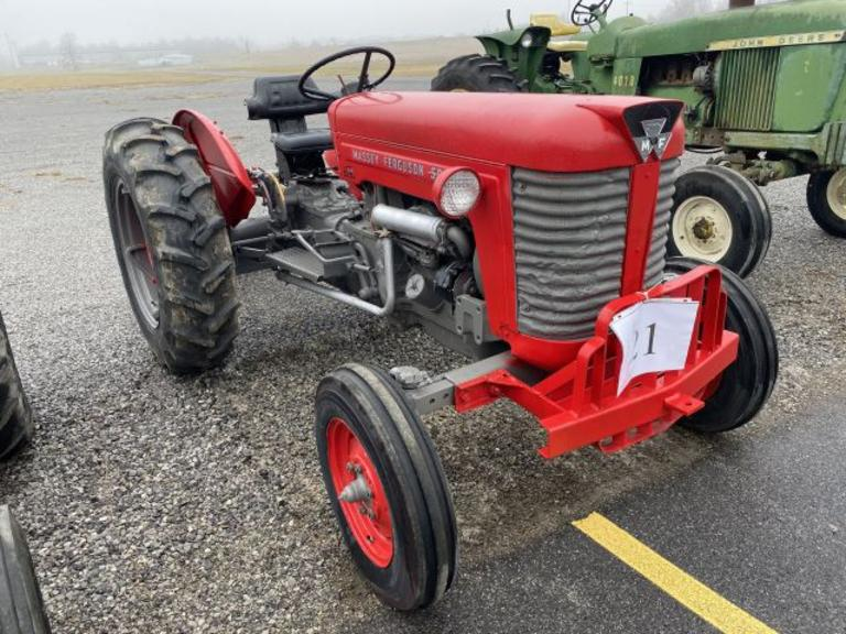 Massey Ferguson 50- Runs Good