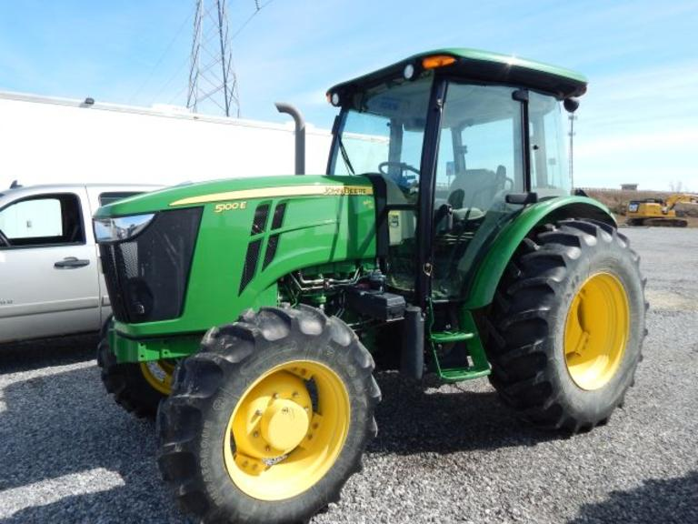 Farm & Construction Equipment Consignment Auction