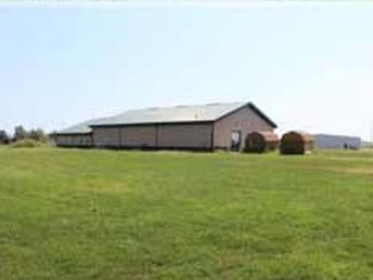 +/-5 Ac. - +/-430 Ft. I-57 Frontage  +/-13,000 Sq. Ft. Commercial Building